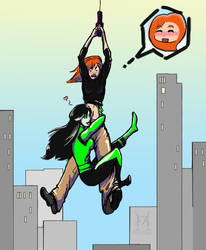The Fun of Grappling Hooks by wickedlilme