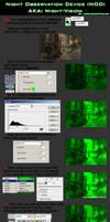 Night-Vision Tutorial CS3 by MouseDenton