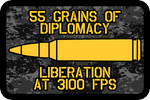 Diplomatic Liberation-SWAT by MouseDenton
