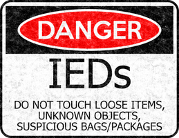 DANGER-IEDs by MouseDenton