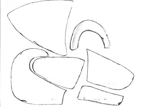 fox fursuit head templates by labradorpup2001