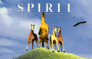 Spirit Of The Cimarron by labradorpup2001
