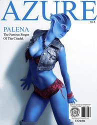 AZURE Vol.8 Palena by Manuccio