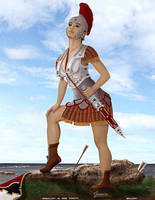 Bellona - After The Battle by Manuccio