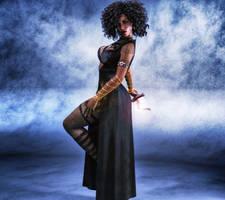 Wakanda Inspiration by CarmelGurrl