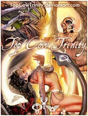 Top Cow Trinity by jmk1999