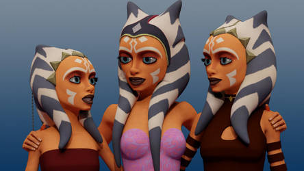 Happy Ahsoka Day 2018 by habariart