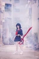 KILL la KILL - Matoi Ryuko by Shazzsteel