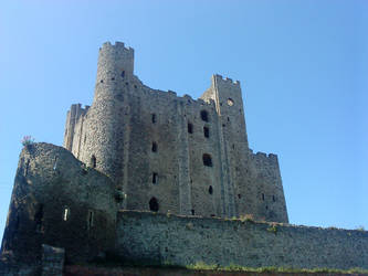 Castle Grounds by mistihaze