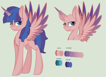 Harmonic Shield Reference Sheet by Royal-Snowflake