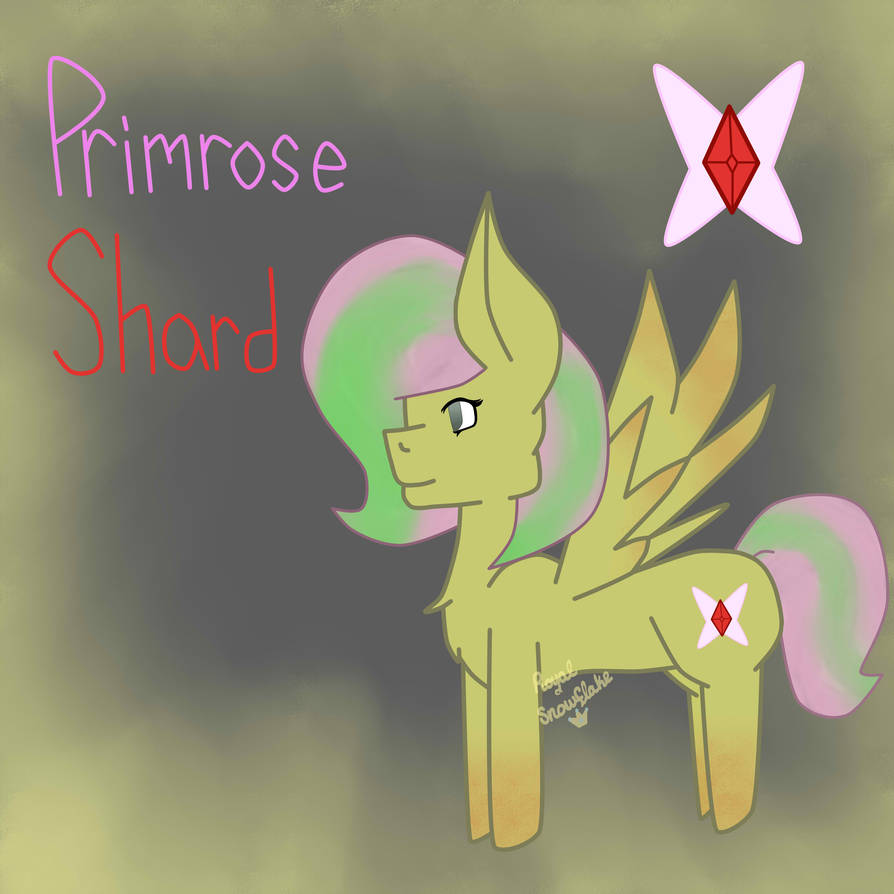 Breeding Chart: Fluttershy x Sombra by Royal-Snowflake