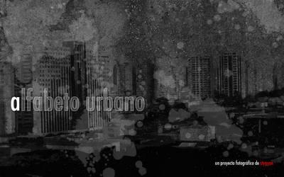 Alfabeto urbano - Portada by stygyan