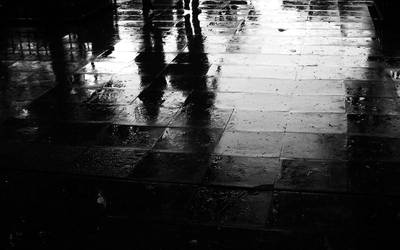 After the rain by stygyan