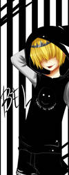 KHR: Black and White by Abhie008