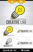 Creative Line by doghead