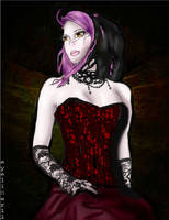 Lady Corset by eyeliner1203