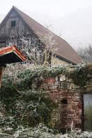 House in November by DianaShadoweye
