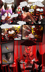 Teaching of Fear (Issue 2 page 10) by Ora-Allagis