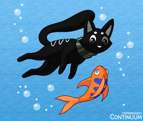 Fish Adventure by spinnando