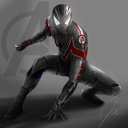 Spiderman for Avengers (MCU) by justin485
