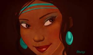 Turquoise by Katikut
