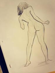 Quick sketch by Katikut