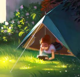 childhood by Katikut