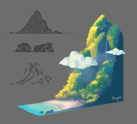Visual Development by Katikut