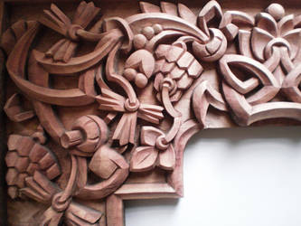 woodcarving by evertsss