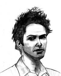 Keanu sketch by dum-funy