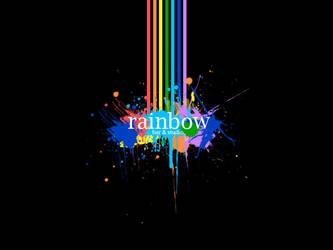 rainbow by barsky