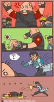 go! go! medic! by TMGR-COMICS-THAI
