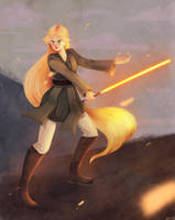 Jedi by londixX