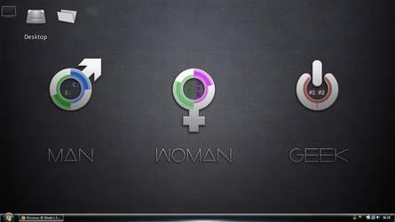 Genders by khro