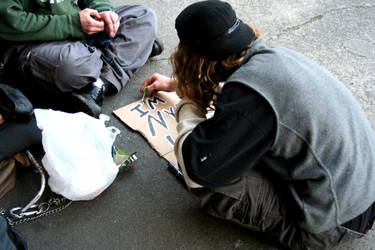 Drawing the Signs, II by anna-rosenfeld