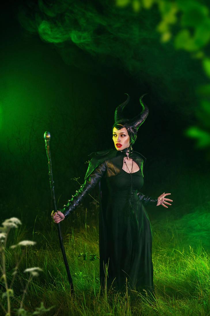 Maleficent by Kosataya