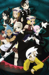 Soul Eater by DrunkPugs