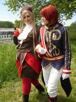 The Viscount and his Maid by Saga-sama