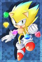 Super Sonic by natsu-no-hi