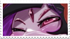 Muffet Ahegao Eyes Stamp by Fahad-Lami