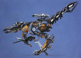 HM-AAU Raptor by armandodesign