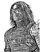 Winter Soldier by DaegStone