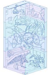 X-Men by kickstandkid78