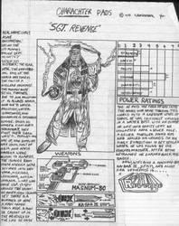 Sgt. Revenge by kickstandkid78