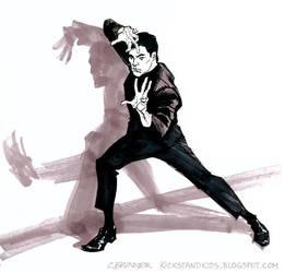 Bruce again by kickstandkid78
