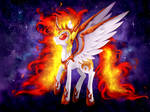 Solar Queen by invaderKj