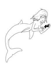 Catch that fish Shortness by envysgurl