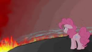 Pinkie Pie in Limbo by PerspectiveZero