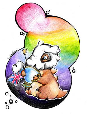 Rainbow Tea by Micetwin