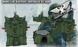 Promo W40k Bastion by jibicoco